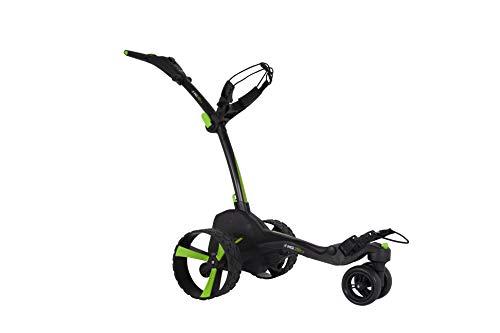 MGI Zip X5 Electric Golf Caddy, Black