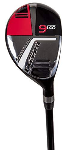 Pinemeadow Golf Men's Excel EGI Hybrid Club, Graphite, 40-Degree, 9, Regular, Right Hand