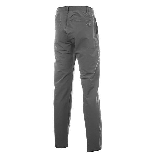Under Armour Men's ColdGear Infrared Showdown Tapered Golf Pants , Rhino Gray (076)/Rhino Gray , 32 X 34