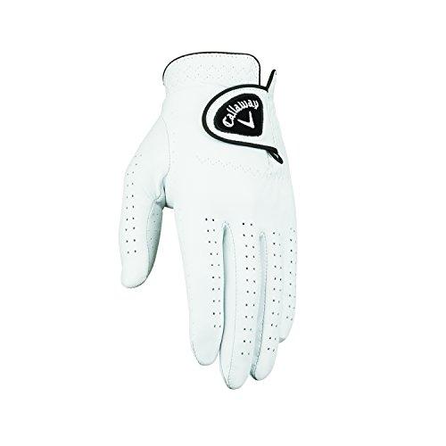 Callaway Men's Dawn Patrol Golf Glove, Medium/Large, Left Hand, Prior Generation