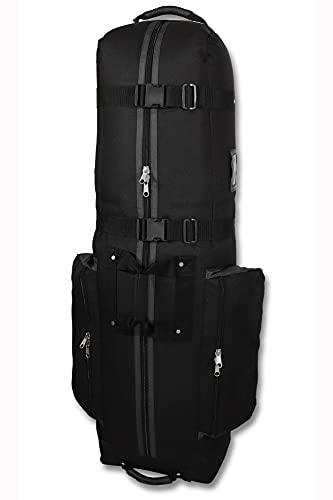 CaddyDaddy Golf Constrictor 2 Travel Cover (Black/Grey)