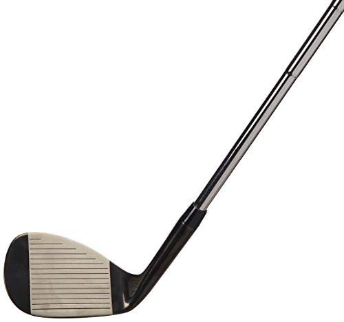 Wilson Staff Men's Harmonized Black Chrome Golf Wedge, Right Hand, 56.0-Degree