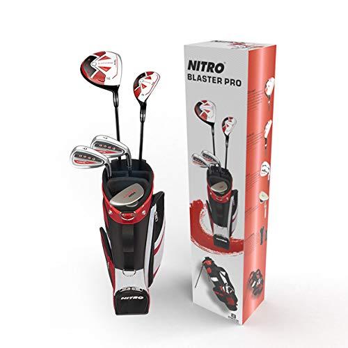 Nitro Blaster Pro Golf Set Junior, 9-12 Years Right Handed