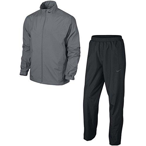 Nike Golf Mens Storm Fit Rain Suit COOL GREY/BLACK/ANTHRACITE XL