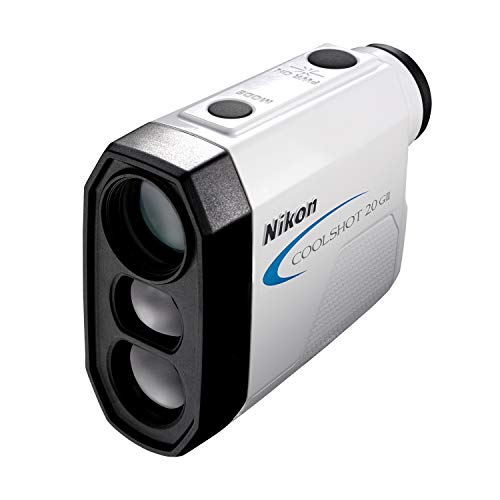 Nikon Coolshot 20 GII Golf Laser Rangefinder, Standard Version