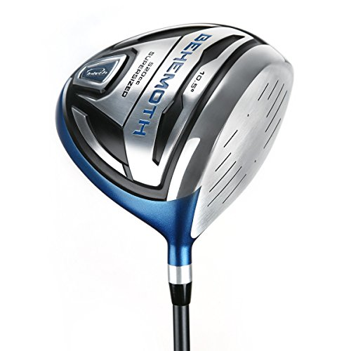 Intech Golf Illegal Non-Conforming Extra Long Distance Oversized Behemoth 520cc Driver, Blue