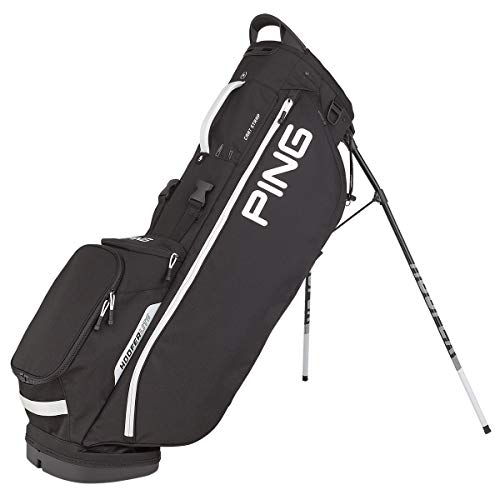 PING 2020 Hoofer Lite Stand Bag Black
