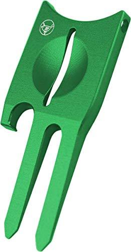 Birdicorn Divot Tool (Green w/Ball Marker)