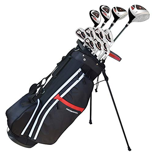 PROSiMMON Golf X9 V2 Golf Clubs Set & Bag - Mens Right Hand