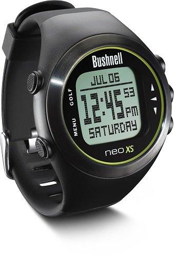 Bushnell Neo XS Golf GPS Rangefinder,Black