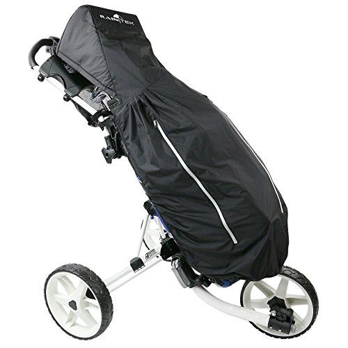 Rain Tek Waterproof Golf Bag Rain Protection Cover with Hood for Golf Push Carts