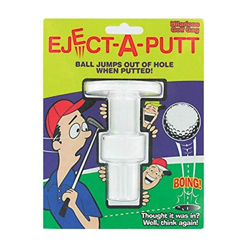 Eject- a - Putt Golf Prank