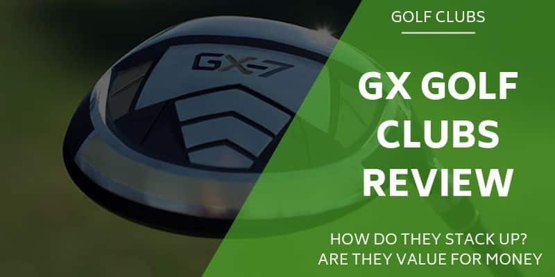GX Golf Club Reviews