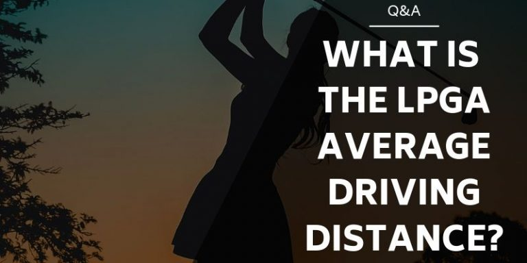 LPGA Average Driving Distance