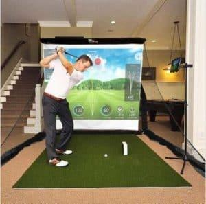 skytrack-golf-simulator-package