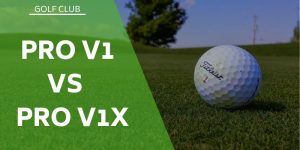 Titleist PRO V1 vs PRO V1x Golf Ball Comparison & Review