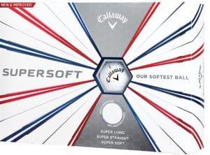Callaway Golf Supersoft Basics