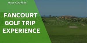 Fancourt Golf Trip Experience