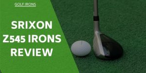 Srixon Z545 Irons Review – How We Rate Them & Should You Buy?