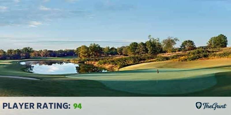 Capital Hill Golf Course Legislator