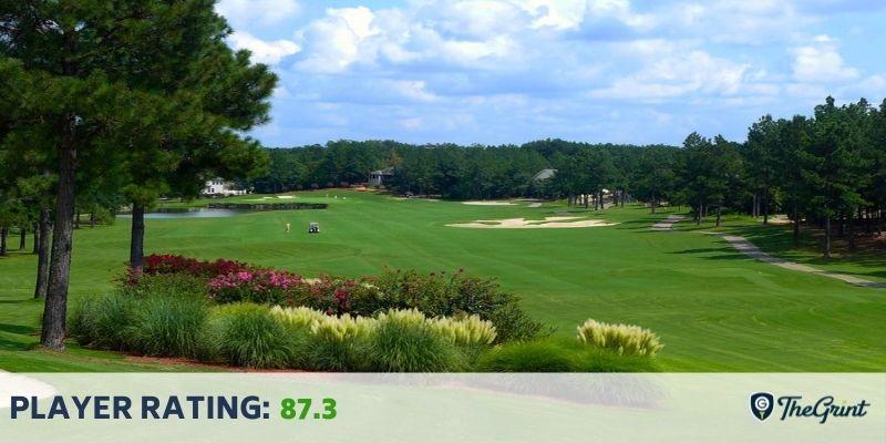 Isabella Golf Course NinaPinta