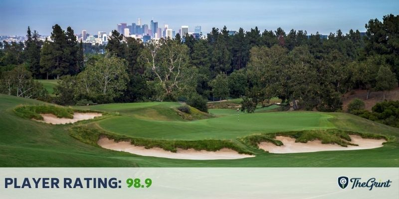 Los Angeles Country Club North