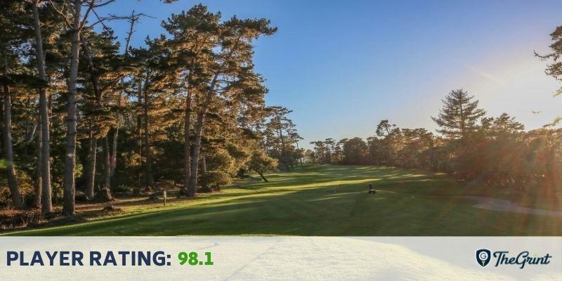 Spyglass Hill Golf Course Pebble Beach