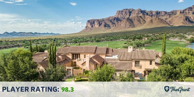 Superstition Mountain Club Lost Gold