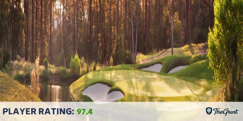 The Rim Golf Club Rim