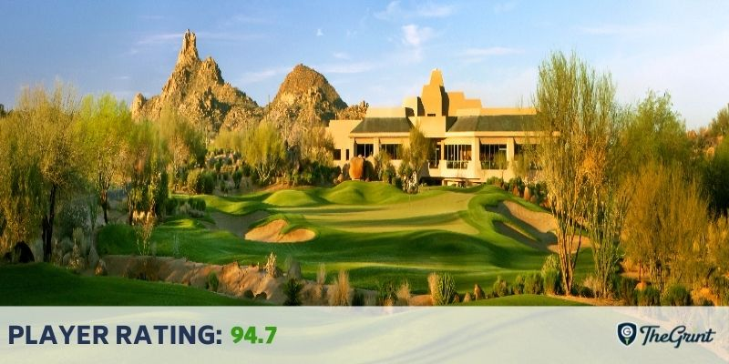 Troon North Golf Course Pinnacle Course