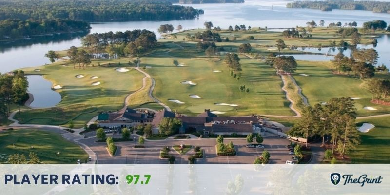 WillowPoint Golf Course Alabama