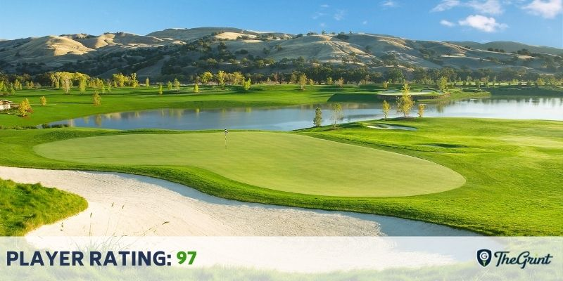 Yocha De He Golf Club
