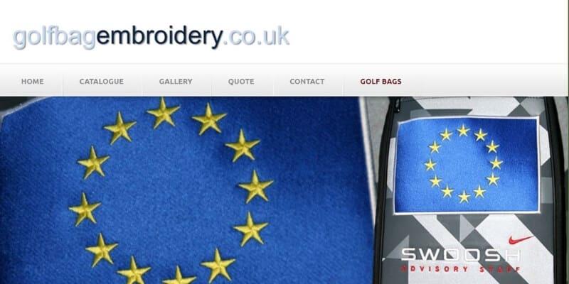 golf-bag-embroidery-uk