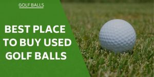 Where Is The Best Place to Buy Used Golf Balls?