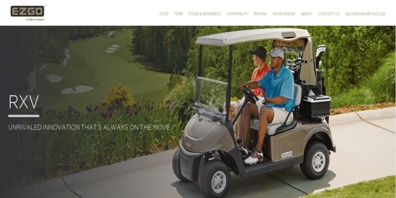 e-z-go-cart