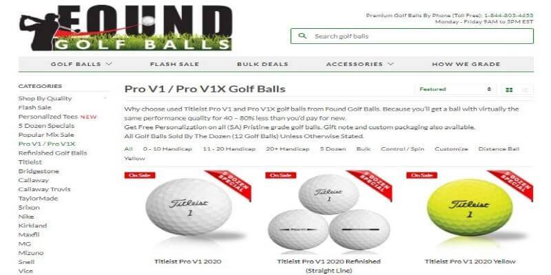 found-golf-ball