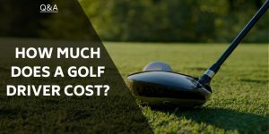 How Much Does A Golf Driver Cost? Examples And Advice.