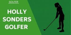 Holly Sonders American Golfer Wiki / Bio