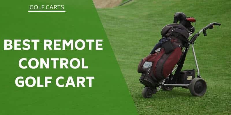 best-remote-control-golf-carts