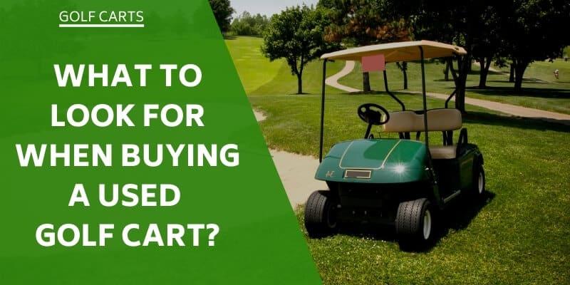used-golf-cart